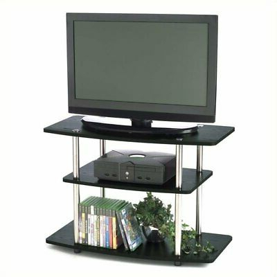Ebay For Most Current Tier Entertainment Tv Stands In Black (View 1 of 10)