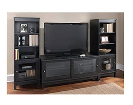 """#> Entertainment Centers For 55 Inch Tv Within Widely Used Wood Corner Storage Console Tv Stands For Tvs Up To 55"""" White (View 6 of 10)"""