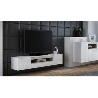 """Ezlynn Floating Tv Stands For Tvs Up To 75"""" Within Most Recently Released Schaeffer Tv Stand For Tvs Up To 65"""" (View 3 of 10)"""