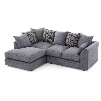 Famous Allnat Furniture Right Facing Sectional Sofa (View 2 of 10)