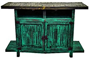 Famous Amazon: Scraped Green Wash Finish 2 Door Tv Stand Throughout Rustic Country Tv Stands In Weathered Pine Finish (View 10 of 10)