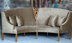 Famous Sofas – Nefertiti Designs Inside 4pc French Seamed Sectional Sofas Oblong Mustard (View 7 of 10)
