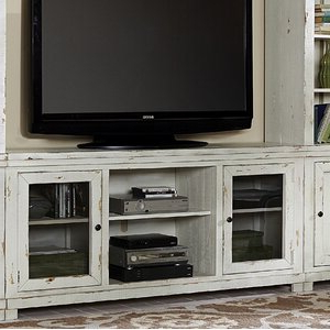 """Famous Solid Wood Tv Stands For Tvs Up To 65"""" Throughout Foundstone™ Eloise Solid Wood Tv Stand For Tvs Up To  (View 5 of 10)"""