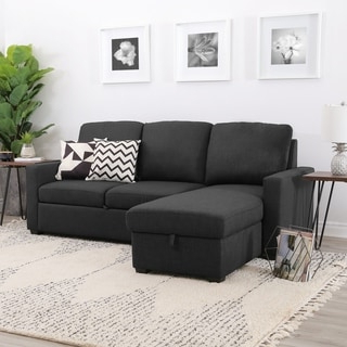 Famous Somerset Velvet Mid Century Modern Right Sectional Sofas Regarding Shop Traditional Small Space Velvet Sectional Sofa With (View 10 of 10)