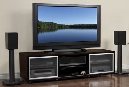 """Famous Tv Mount And Tv Stands For Tvs Up To 65"""" Inside Plateau Sr V(65) Tv Stand Up To 65"""" Tvs – Srv(65) In (View 5 of 10)"""