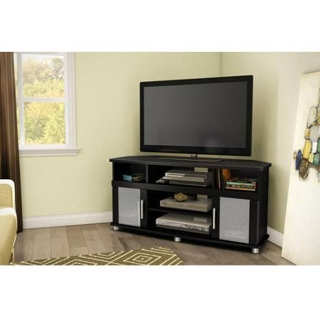 """Fashionable Allegra Tv Stands For Tvs Up To 50"""" Pertaining To South Shore City Life Corner Tv Stand, For Tvs Up To  (View 1 of 10)"""