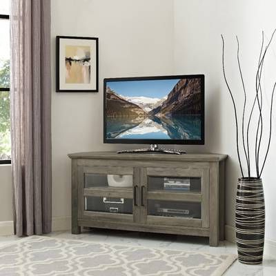 """Fashionable Antea Tv Stands For Tvs Up To 48"""" Pertaining To Ebern Designs French Tv Stand For Tvs Up To 48"""" & Reviews (View 9 of 10)"""