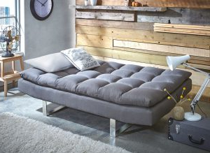 Fashionable Felton Modern Style Pullout Sleeper Sofas Black Within Best Sofa Bed Uk 2020 – Reviews Of The Best Sofa Beds (View 4 of 10)