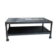 Fashionable Hanna Oyster Wide Tv Stands Intended For Industrial Furniture, Page  (View 1 of 10)