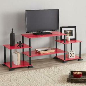 Fashionable Mainstays 4 Cube Tv Stands In Multiple Finishes With Regard To Tv Media Stand 3 Cube Entertainment Center No Tool (View 3 of 10)