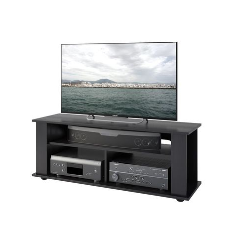 """Fashionable Spellman Tv Stands For Tvs Up To 55"""" Regarding Corliving Bakersfield Tv Stand, For Tvs Up To  (View 7 of 10)"""