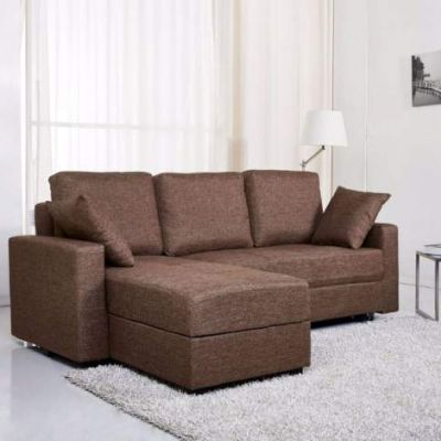 Favorite Aspen Convertible Sectional Storage Sofa Bed In Ceramic Pertaining To Live It Cozy Sectional Sofa Beds With Storage (View 5 of 10)