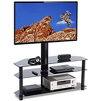 Favorite Deco Wide Tv Stands Intended For Amazon: Sauder 408559 Deco Panel Tv Stand, For  (View 10 of 10)