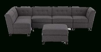 Favorite Harper Fabric Modular Sectional Sofa (View 5 of 10)