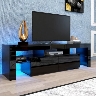 """Favorite Kinsella Tv Stands For Tvs Up To 70"""" With Regard To Ivy Bronx Hasse Tv Stand For Tvs Up To 70"""" With Fireplace (View 6 of 10)"""