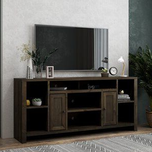 """Favorite Rustic Corner 50"""" Solid Wood Tv Stands Gray In Pin On Aysha (View 1 of 10)"""