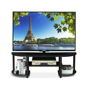 Favorite Tv Stand 55 Inch Flat Screens Mount Entertainment Center For Furinno Jaya Large Tv Stands With Storage Bin (View 8 of 10)