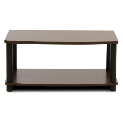 Furinno 2 Tier Elevated Tv Stands With Fashionable Furinno Turn N Tube No Tools 2 Tier Elevated Tv Stand (View 2 of 10)