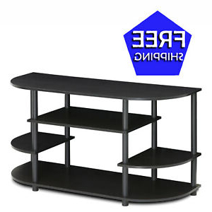 Furinno Turn N Tube No Tool 3 Tier Entertainment Tv Stands With Regard To 2018 Furinno Turn N Tube No Tools 3 Tier Tv Stands With Classic (View 1 of 10)