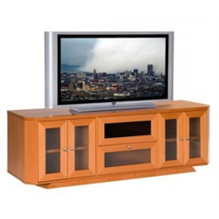 """Glass Doors Corner Tv Stands For Tvs Upto 42"""" Intended For Widely Used Best Price Furnitech Flat Panel / Flat Screen Tv Stand (View 5 of 10)"""