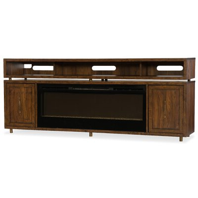 """Gosnold Tv Stands For Tvs Up To 88"""" With Regard To Newest Hooker Furniture Bigsur Tv Stand For Tvs Up To 88"""" With (View 7 of 10)"""