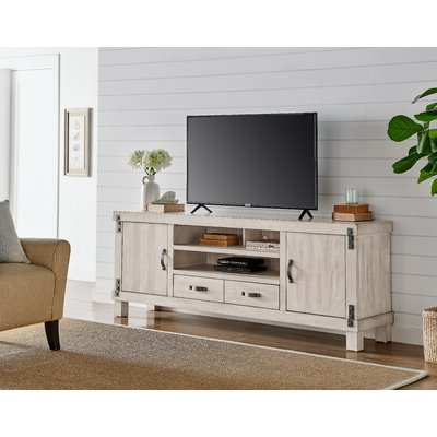"""Gracie Oaks Nicole Tv Stand For Tvs Up To 88"""" & Reviews With Regard To Well Known Gosnold Tv Stands For Tvs Up To 88"""" (View 3 of 10)"""