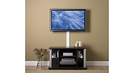 """Guest Post: How To Make The Most Of Your Tv Setup With Famous Tv Stands With Cable Management For Tvs Up To 55"""" (View 4 of 10)"""
