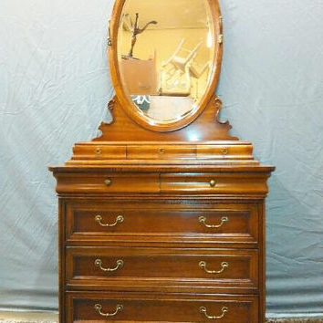 Hanna Oyster Wide Tv Stands In Trendy Lexington Antique Dresser – Dresser (View 6 of 10)