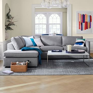 """Harris Sectional Set 11: Left Arm 75"""" Sofa, Right Arm Regarding Well Liked Hannah Right Sectional Sofas (View 7 of 10)"""
