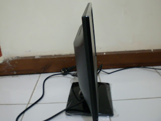 Jakarta Tv Stands Inside Well Known Shadow Company: Monitor Lcd Lg Flatron E1941 + Tv (lcd (View 3 of 10)