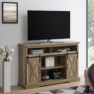 """Kemble For Tvs Up To 56 For Preferred Three Posts Kemble Tv Stand For Tvs Up To 56"""" & Reviews (View 3 of 10)"""