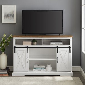 """Kemble For Tvs Up To 56 Regarding Famous Three Posts™ Kemble Tv Stand For Tvs Up To 56"""" & Reviews (View 2 of 10)"""