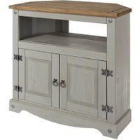 Latest Dunelm 5054077927222 Lucy Cane Grey Corner Tv Stand Slate Regarding Bromley Slate Tv Stands (View 5 of 10)