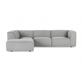 Latest Florence Mid Century Modern Left Sectional Sofas Pertaining To Linden Corner Lh Sofa (View 6 of 10)