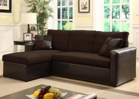 Latest Hartford Storage Sectional Futon Sofas Pertaining To Adjustable Sectional Sofa Bed With Storage Chase$ (View 2 of 10)