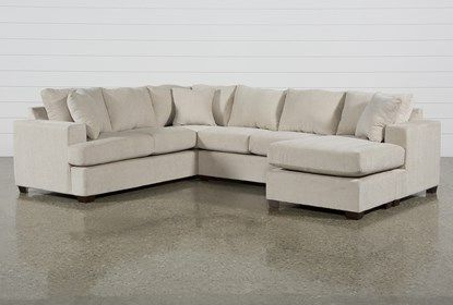 Latest Kerri Sand 2 Piece Sectional With Left Arm Facing Sofa Throughout 2pc Maddox Left Arm Facing Sectional Sofas With Cuddler Brown (View 2 of 10)