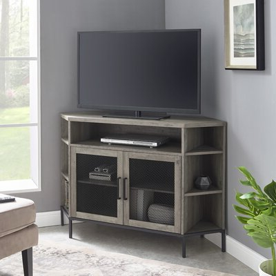"""Latest Lionel Corner Tv Stands For Tvs Up To 48"""" In 30 Inch Wide Dresser (View 5 of 10)"""