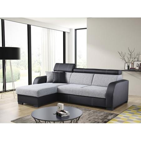 Latest Prato Storage Sectional Futon Sofas For Bmf Deco Corner Sofa Modern Storage Bed Sleeping Fabric (View 9 of 10)