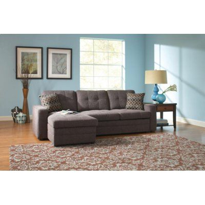 """Latitude Run® Brodersen 98"""" Wide Chenille Right Hand Inside Well Liked Hugo Chenille Upholstered Storage Sectional Futon Sofas (View 6 of 10)"""