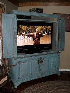 Letters From The Chair: Flat Screen Tv Cabinet (View 3 of 10)