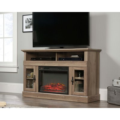 """Lorraine Tv Stands For Tvs Up To 60"""" With Fireplace Included In Most Recent Loon Peak® Gadsby Tv Stand For Tvs Up To 60"""" With (View 9 of 10)"""