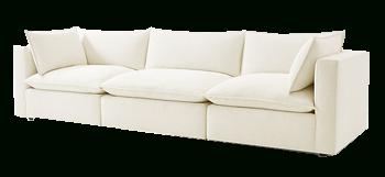 Lotus Modular 3 Piece Low Sofa Sectional (View 10 of 10)