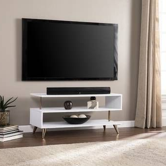 """Low Profile Tv Throughout 2018 Wolla Tv Stands For Tvs Up To 65"""" (View 7 of 10)"""