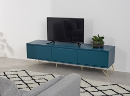 Made In Famous Bromley Grey Extra Wide Tv Stands (View 7 of 10)