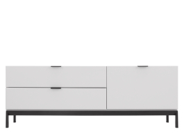 Made With Regard To Lucy Cane Grey Corner Tv Stands (View 8 of 10)