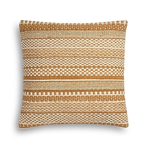 Magnolia Homejoanna Gaines Mikey Square Throw Pillow With Regard To Preferred Magnolia Sectional Sofas With Pillows (View 6 of 10)