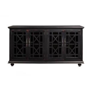 Martin Svensson Home Elegant Tv Stands In Multiple Finishes In Trendy Martin Svensson Home Elegant Black Glass Tv Stand Fits Tvs (View 3 of 10)