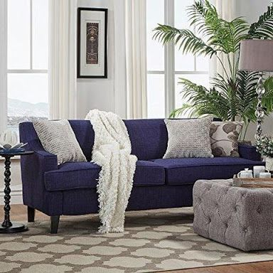 Mireille Modern And Contemporary Fabric Upholstered Sectional Sofas In Most Recently Released Image Result For Modern Fabric Couches In Blue (View 9 of 10)