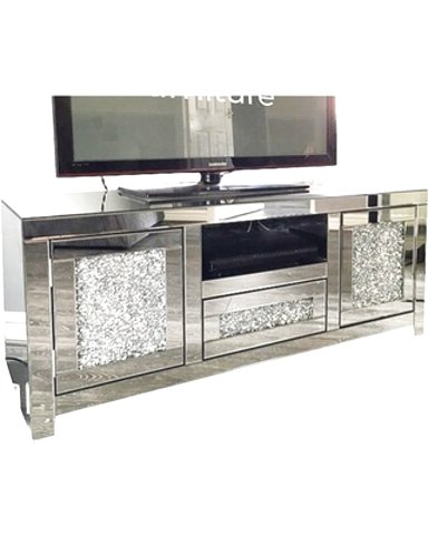 Mirrored Tv Stand For Sale In Uk (View 2 of 10)