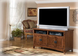 """Mission Corner Tv Stands For Tvs Up To 38"""" In Best And Newest Home Entertainment Unit: Ashley W319  Bothwell Furniture (View 7 of 10)"""